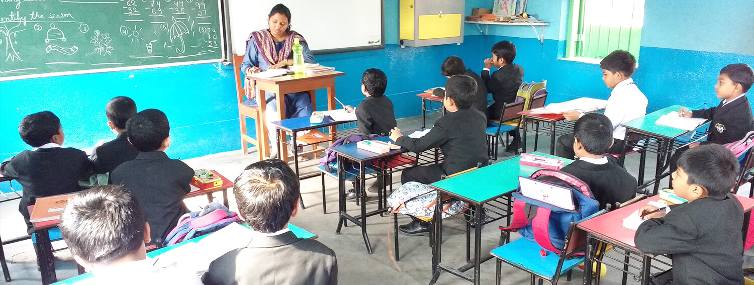 Best ICSE Schools In Sonarpur